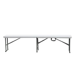 Wholesale 2016 popular New Folding Portable Plastic Indoor Outdoor Picnic Party Dining Bench