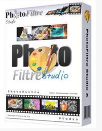 Wholesale PhotoFiltre Studio X v10 registered key image editing software