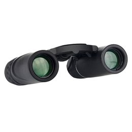 Wholesale New Portable Foldable Handhold x21 Binocular FMC Green Film For Outdoor Travel W2600A
