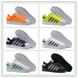 Wholesale Hot Sale Originals Kpu Superstar S Marble Sports Running Shoes Breathable Men Women Skate Shoes Trainer Sneakers With Box Size US5