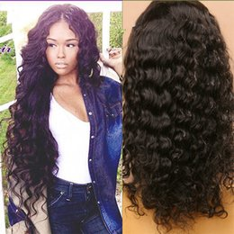Brazilian Full Lace Human Hair Wigs Water Wave Full Lace Human Hair Wigs For Black Women lace front human hair wigs