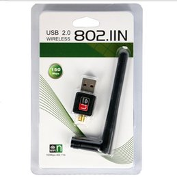 Mini USB Adapter 150Mbps 150M Wifi Wireless Adapter Network LAN Card 802.11n g b 2.4GHz for Computer,Laptop