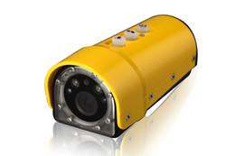 Wholesale posicionamiento láser de grabación de la cámara COMS Sport salida de TV de la cámara HD P vídeo de la acción impermeable mini DV cámara de vídeo