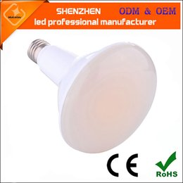 10w 15w 20w br20 br30 br dimmable 110V 220V E27 LED Recessed Ceiling Light Bulb Mushroom Lamp replace 100w Halogen Light