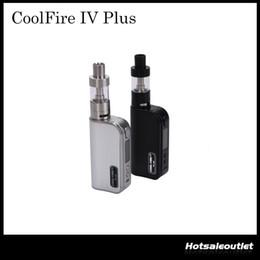 Wholesale Autentica Innokin fresco fuoco IV Starter Kit Inoltre W Con iSub G Serbatoio originale