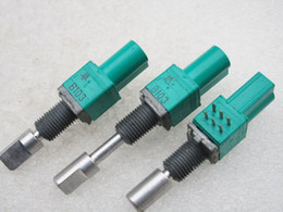 Wholesale The new type double precision potentiometers self elastic self locking B10K B103