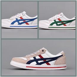 Asics Board Shoes Men Women Running Shoes Classic Flat Comfortable Shoes Walking Sport Shoes Free Shipping Size 5.5-10