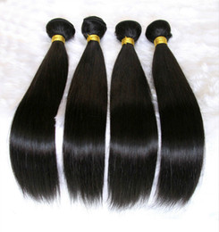 Wholesale Brazilian human Hair extensions Malaysian Peruvian Mongolian Cambodian Unprocessed Straight Hair Bundles Dyeable Best Quality Hair Weave A