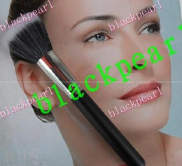 Wholesale 10 HOT good quality Lowest Best Selling good sale NEW Makeup COMETICS PROFESSIONAL FOUNDATION BLUSH BRUSH