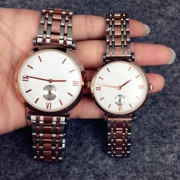 Wholesale 2016 New Fashion Design Style Women Man Watch ROSE GOLD SILVER AR Lady Watch Luxury Quartz Wristwatch High Quality