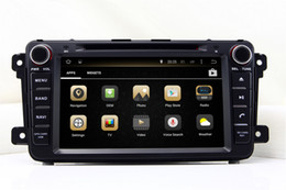 Wholesale Android Car DVD Player GPS Navigation for Mazda CX9 CX with Radio Bluetooth TV AUX USB SD Audio Stereo WIFI