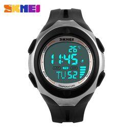 Wholesale Temperature Skmei Newest Watches Men Sport Multifunction Digital Watch Ambient Measurement Wristwatch relogio masculino