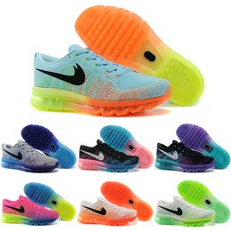 wholesale Running Shoes Flyline Air Cushion 2014 Women 2016 Sneakers High Quality Original Cheap Walking Sports Shoes Size 5.5-8.5