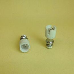 Dual Quartz Rod Coil for Wax Glass Globe Atomizers Skull Vaporizer Straight Glass Vape Pens 510 Thread DHL Free to USA