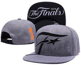 Wholesale 2016 Finals SnapBack Locker Room Official Basketball Caps Final Golden State Stephen Curry Cleveland Lebron James Adjustable Hats