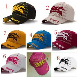 Wholesale 2016 popular baseball caps for women men letter bat korean style embroidered snapback adjustable hip hop hats