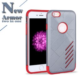 Wholesale caseology Hybrid Rugged TPU PC cell phone case for iphone plus Samsung galaxy S7 edge plus LG G5 ASUS zenphone