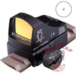 Wholesale 2016 New Docter III Red Dot Reflex Sight Scope For AIRSOFT Docter Tactical Red Dot Sight