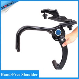 Wholesale Hand Free Shoulder Mount Stabilizer Support Pad for Video Camera DV DC Camcorder HD DSLR