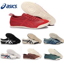 Wholesale Asics Onitsuka Tiger Professional Running Shoes Men Women Sneakers Original Lightweight Cheap Jogging Sneakers Size