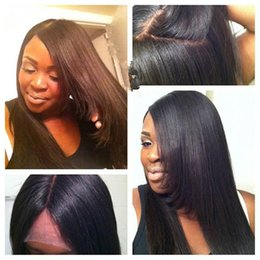 Unprossed Malaysia Hair Full lace human hair wigs For Black Women 130% Full Density Best 7A lace front human hair wigs