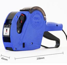 Wholesale China Brand New coming price label gun price labeller retail price tag gun Labeling Tagging Supplies