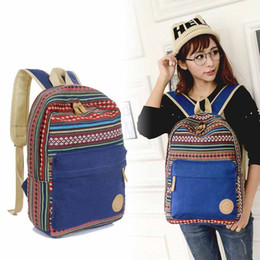 Brand new Backpacks 2016 Fashion women girls Backpack Sport Canvas Rucksack School Satchel
