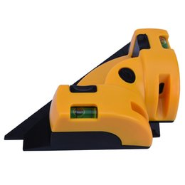Wholesale Square laser Laser level meter Laser line instrument Used for floors tiles paneling wall fixtures wallpapering stencling and more