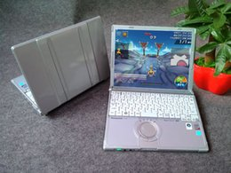 Wholesale pc cheap used slim laptop from china BNR computer spec duo core inch G RAM G HDD Win7 DVD ROM GOOD SHELL