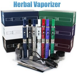 Wholesale 100 Quality Snoop Dogg herbal vaporizer colorful gift package wax dry herb atomizer vaporizers vapor e cigs vaporizer Dog vape kits DHL