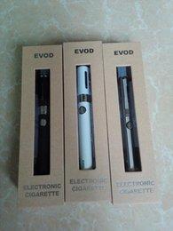 Cigarette électronique produits de désaccoutumance à vendre-Les hommes et les femmes en général de pression Evod trois blocs de régulation cigarettes électroniques produits de renoncement au tabac fumée de la santé de la vapeur