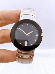 Wholesale 2016 new style male watch steel belt female form fashion quartz watch Business Room Rose Gold watches waterproof watch watch luxury brand