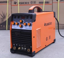 Wholesale Jasic Welding Machine Portable TIG200P ACDC WSME200 Weld Aluminium Welding Machine ACDC Welding Machine