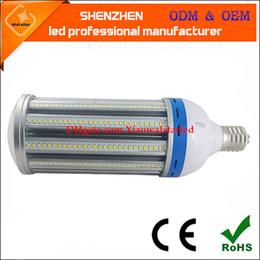 27w 36w 45w 54w 80w 100w 120w HPS replaced warehouse light E40 LED corn bulb 360 degree led lamp