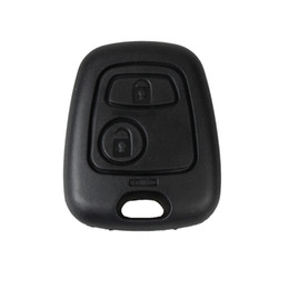 Guaranteed 100% Car Key Shell Remote Key Fob Case For PEUGEOT 206 106 107 207 407 806 Free Shipping