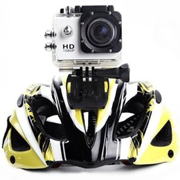 Wholesale Copy SJ4000 Go pro Extreme Action Helmet Sport Camera P Waterproof mini DVR resistan m Underwater Full HD Sports DV video Gopro Cam