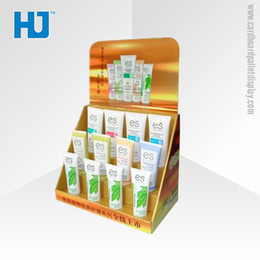Wholesale Custom design pdq cardboard counter top display unit for retail store