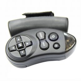 Wholesale Car Universal Steering Wheel Learning Remote Control For Car CD DVD VCD wheel mitsubishi