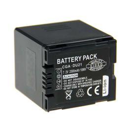 Wholesale Hot Sale CGA DU21 CGADU21 CGA DU21 V mah Li ion Camera Battery For Panasonic PANASONIC CGR DU06 CGA DU06