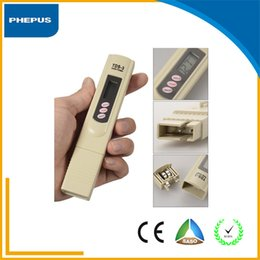 Wholesale PHEPUS household small Digital Water Quality TDS Tester Precision measuring instrument for measuring water