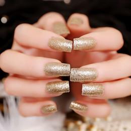New 24pcs Pack False Nails French nails Fake Nails for Nail Art Design Nail Tips Faux Ongles Mixed Colors Acrylic Full Cover Nail Tips