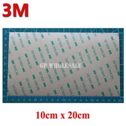 Wholesale x cm cm mils Die Cut Sticker Original M LSE LE Super Strong Heavy Duty Double Coated Clear Tape Material