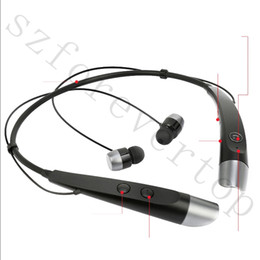 Wholesale HBS500 Wireless Bluetooth Stereo Headset Linght and Comfortable For Your Ear Best Sport and Quality Headphone And Neck Colorful Cheap