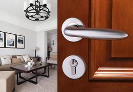 SUS304 stainless steel 304 chili shape lever room door handle 0.4 kg pair outside door hardware outdoor lock#37