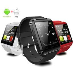 Wholesale Fashion Smart Watches High Specification Quality ALL Compatible Anti Theft Alarm Smart Watches for Universal Cell Phone U8