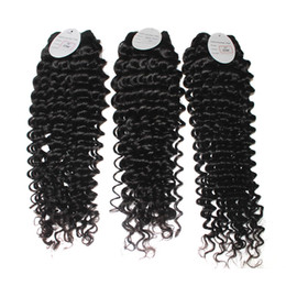 Unprocessed Virgin Brazilian Hair Deep Wave Wet And Wavy Human Hair Extensions Remy Hair Bundles Deep Curly Brazilian Deep Curly Virgin Hair