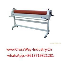 Wholesale large size advertising signs Manual Cold laminator m