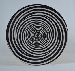 Spiral Metal Illusion - Steel - Trick, card magic,magic tricks,props comedy,mental magic