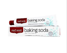 Wholesale Red Seal Baking Soda Toothpaste g Removes stains and food particles