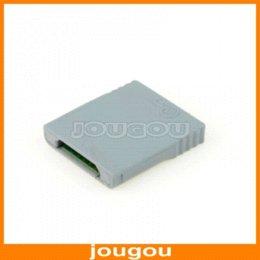Key Memory Card WiiSD bâton adaptateur convertisseur SDEMU pour Nintendo Wii Console Video Game card presse à partir de adaptateurs memory stick fabricateur